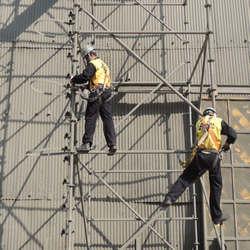 Fabricante de andaimes para construção civil