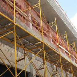 Andaime para construção civil preços
