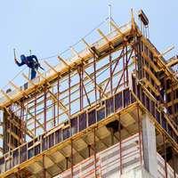 Andaimes para construção civil a venda