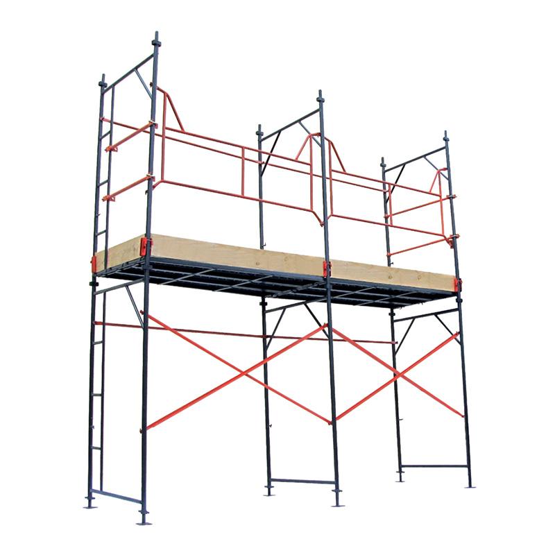 Fabricante de andaime tubular com plataforma